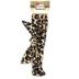 Fashion Tid Bits, Leopard Print Headband with Knot, One Size Fits Most