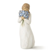 Willow Tree, Forget Me Not Figurine