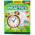 Teacher Created Resources, Minutes to Mastery Timed Math Practice Grade 3, Paperback, 112 Pages