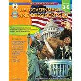 Carson-Dellosa, Skills for Success: U.S. Government and Presidents, Grades 3-5