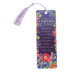 Salt & Light, A Virtuous Woman Tassel Bookmark, 2 1/4 x 7 inches
