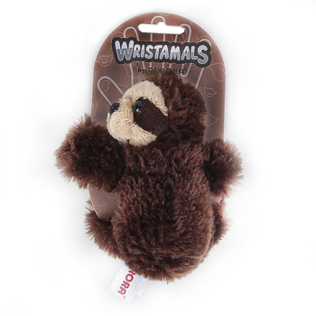 Aurora, Wristamals, Sloth Stuffed Animal, 9 inches