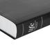 NIV Life Application Study Bible, Bonded Leather, Black, Thumb Indexed