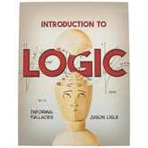 Master Books, Introduction to Logic Student Text, Dr. Jason Lisle, Paperback, Grades 8-10