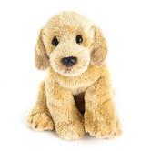 Demdaco, Labrador Beanbag Stuffed Animal, Yellow, 5 1/2 inches
