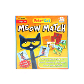 Edupress, Meow Match Card Game, Ages 3 Years and Older, 2 or More Players, 78 Cards