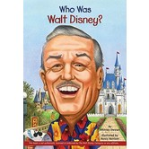 Who Was Walt Disney by Whitney Stewart