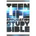 NLT Teen Life Application Study Bible, Paperback