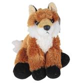 Aurora, Mini Flopsies, Foxxie the Fox Stuffed Animal, 8 inches