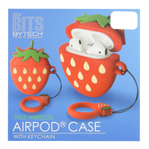 Bytech, Food Design Wireless Earbud Case Sleeve