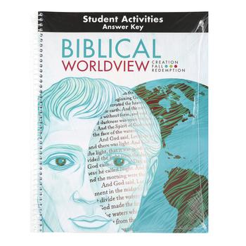 BJU Press, Biblical Worldview Activity Manual Key, ESV Version, Grades 11-12