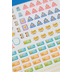 Creative Teaching Press, Emoji Fun Lesson Planner Stickers, Multi-Colored, Pack of 850 Stickers