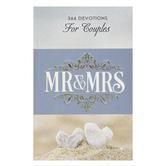 Mr & Mrs 366 Devotions for Couples, by Rob Teigen & Joanna Teigen, Hardcover