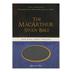 NKJV MacArthur Study Bible, Imitation Leather, Black