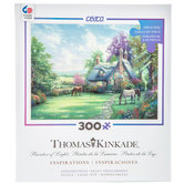 Ceaco, Thomas Kinkade, Inspirations Jigsaw Puzzles, 300 Pieces, 18 x 24 inches