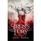 Siren's Fury, The Storm Siren Trilogy, Book 2, by Mary Weber, Paperback