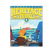 BJU Press, Heritage Studies 4 Student Text, 3rd Edition, Grade 4
