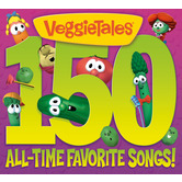 VeggieTales: All Time Favorites, 6 CD Set