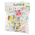 Playside Creations, Inspirational Tween Foam Stickers, Classroom Pack, 207 pieces