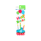 Renewing Minds, Happy Birthday Bookmarks, 36 Pieces