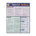 BarCharts Inc, Spanish Verbs, Quick Study Academic Guide, Grades 6-Adult