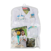 Melissa & Doug, Scientist Role Play Set, Ages 5 Years and Older, 9 Pieces