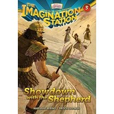 Showdown with the Shepherd, Adventures In Odyssey: Imagination Station, Book 5, by Marianne Hering