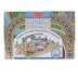 Melissa & Doug, Take-Along Town, 18 Pieces, Ages 3 and Older