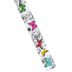 Schoolgirl Style, Woodland Whimsy Butterflies Straight Borders Trim, 36 Feet, Multi-Colored