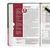 NIV Life Application Study Bible, Third Edition, Imitation Leather, Gray & Pink, Thumb Indexed