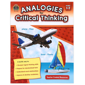 Teacher Created Resources, Analogies for Critical Thinking Resource, Grades 1-2