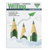 Newmark Learning, Meaningful Mini-Lessons and Practice Writing Resource Book 6, 136 Pages, Grade 6