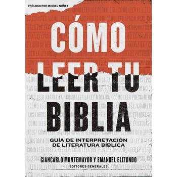 Como Leer Tu Biblia, by Emanuel Elizondo & Giancarlo Montemayor, Paperback
