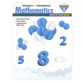 Newmark Learning, Meaningful Mini-Lessons and Practice Mathematics Resource Book, 160 Pages, Grade 5