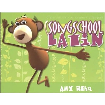 Classical Academic Press, Song School Latin Book 1 with CD, Student, Grades 1-2