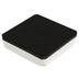 Farmhouse Lane Collection, Magnetic Whiteboard Eraser, Natural Woodgrain Design, 3.5 x 3.5 Inches