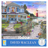 MasterPieces, Seek & Find-Antiques for Sale Jigsaw Puzzle, 1000 Pieces, 19 1/4 x 26 1/2 inches