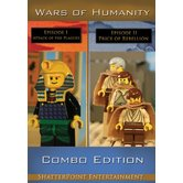 Wars of Humanity: Combo Edition, DVD