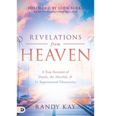 Revelations from Heaven, by Randy Kay, Paperback