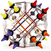 Recent Toys, Brainteaser Brainstring Advanced Puzzle, Ages 7 and Older, Single Player