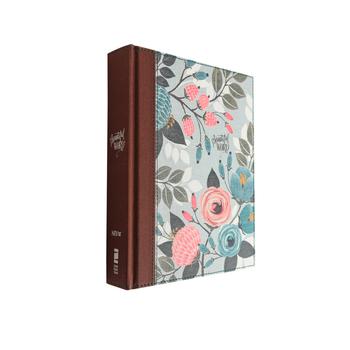 NIV Beautiful Word Journaling Bible, Hardcover, Floral Design