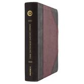 ESV Single Column Journaling Bible, Imitation Leather, Teal