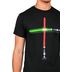 Gardenfire, Life Saver T-Shirt, Black