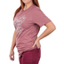 NOTW, This Is The Moment For Which You Were Created, Women's Short Sleeve T-Shirt, Mauve Heather, X-Small