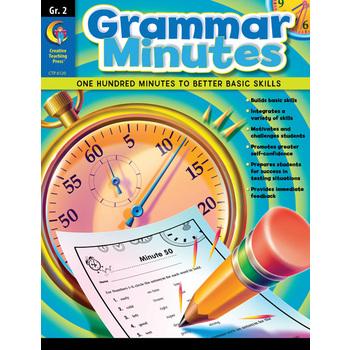 Grammar Minutes, Grade 2