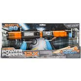 Hog Wild Toys, Atomic Power Popper 12x Gun, Ages 4 years and Older