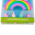 OOLY, Unique Unicorn Strawberry Scented Erasers, Multi-Colored, 5 Pieces,