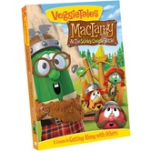 VeggieTales, MacLarry And The Stinky Cheese Battle: A Lesson In Getting Along With Others, DVD