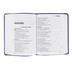 MSG The Message Remix 2.0 Bible, Duo-Tone, Purple Swirl