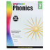 Carson-Dellosa, Spectrum Phonics Workbook Grade 2, Paperback, 160 Pages, Ages 7-8